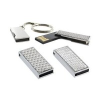 8 GB USB Stick MINI (Metall) DLM-2