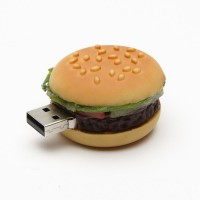 USB Stick Burger