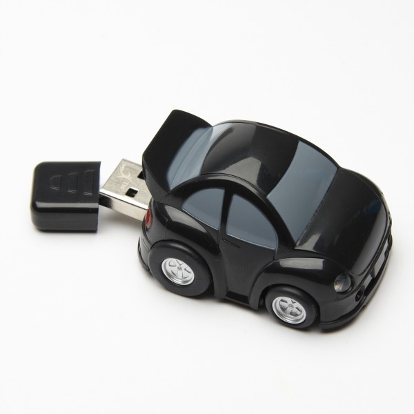 8 gb usb stick als auto schwarz ebay. Black Bedroom Furniture Sets. Home Design Ideas