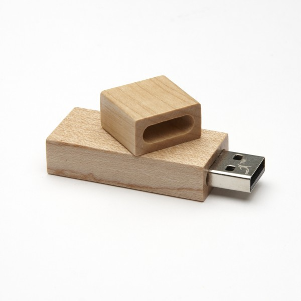 usb stick holz usb sticks nach kapazitaet 8 gb. Black Bedroom Furniture Sets. Home Design Ideas